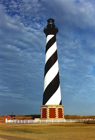Cape Hatteras, North Carolina.Capes Hatteras, Buckets Lists, Cape Hatteras,  Beacon Lights,  Pharos,  Lighthouse, Travel Buckets, North Carolina