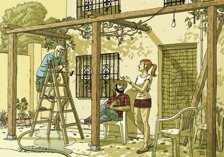 Paco Roca, cómics e ilustración | Paco Roca cómics e ilustración