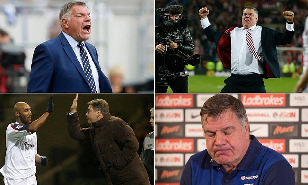 Sam Allardyce has given more to football than some suggest