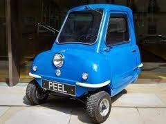 Mobil Terkecil Di Dunia,, A Little Car In The World