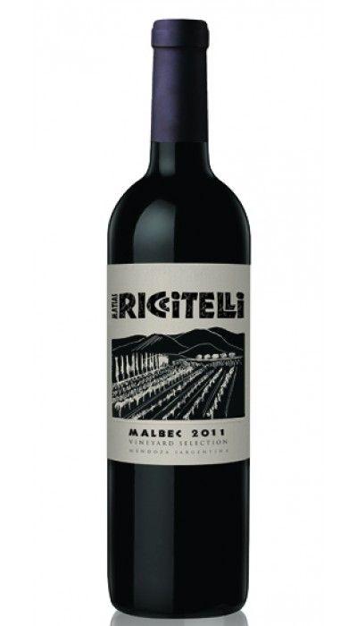 Malbec 2011 *Vinerad Selection* - Matias Riccitelli wines, Luján de Cuyo, Mendoza, Argentina --------------------------- Terroir: Vistalba, Perdriel (Luján de Cuyo) & La Consulta (San Carlos) - Mendoza, Argentina -------------------------- Crianza: 16 meses en barricas de roble francés