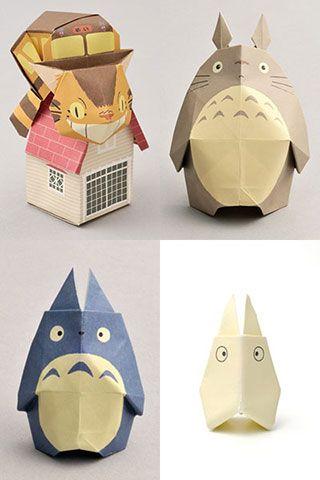 AmiAmi [Character & Hobby Shop] | My Neighbor Totoro - Origami Asobi(Preorder)