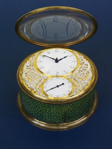 British Inventor Dr John C Taylor OBE Contributes Stunning Mudge Green Clock to Greenwich Exhibition - via SourceWire.com