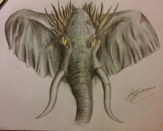 Trompa de elefante ojos de dragon  algunos dibujos  Pinterest