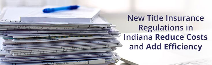 The state of Illinois initiated new title insurance regulations. The updates made revisions to title insurance applications and renewals in the state of Illinois.
