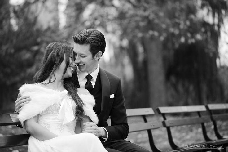 BW Bridal Photo - love romance