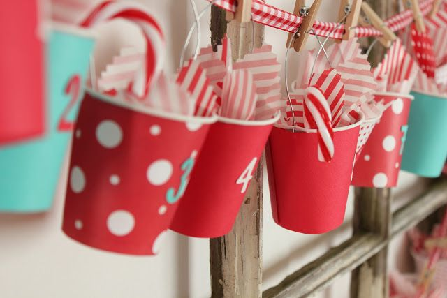 Craftberry Bush: The advent calendar....