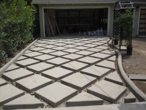 best 25+ laying concrete ideas on pinterest | laying pavers, diy