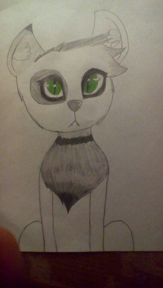 Look at my awesome wolf