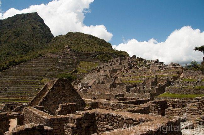Zona arqueologica del Machu Picchu