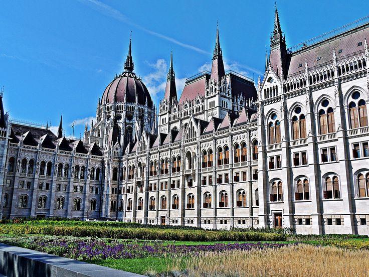 Országház, Budapest #Budapest #Hungary #travel