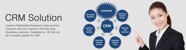 The Cloud #CRM in India is the most rapidly growing component. Most of the #MNCs in India have availed its service.