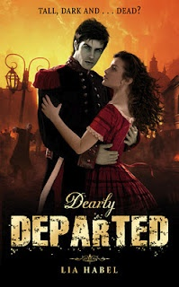 Dearly, Departed by Lia Habel - [Awesome, if not odd, steampunk romance]Apocalyptic Book, Book Lists, Reading, Dear Department, Book Covers, Romances Novels, Lia Habel, Book Reviews, Zombies Novels