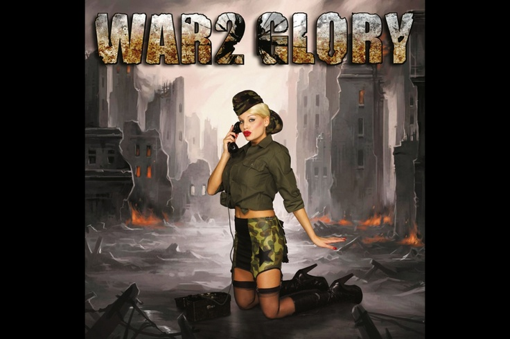 Gina-Lisa  for WAR2GLORY| Andreas Muhme • PHOTOGRAPHY