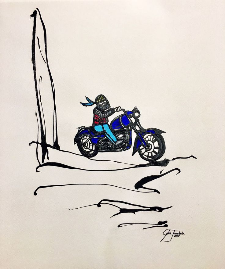 The Harley Davidson Rider