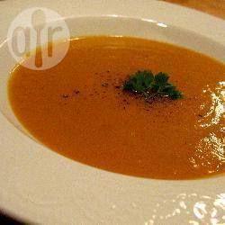 Sopa crema de zapallo y queso Adler® @ allrecipes.com.ar