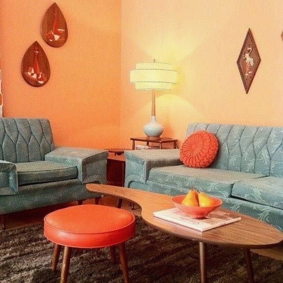 332 best Mid Century Mod Living Rooms images on Pinterest ...