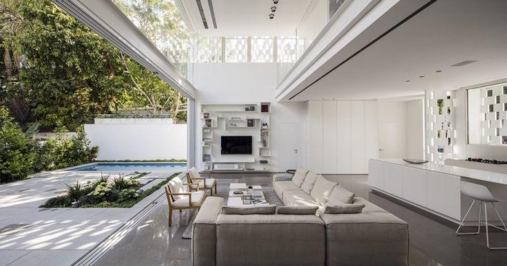Tel Aviv House, Tel Aviv-Yafo, 2015 - Pitsou Kedem Architects