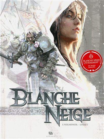 Blanche neige [BD]