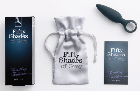 Fifty Shades of Grey Something Forbidden Butt Plug