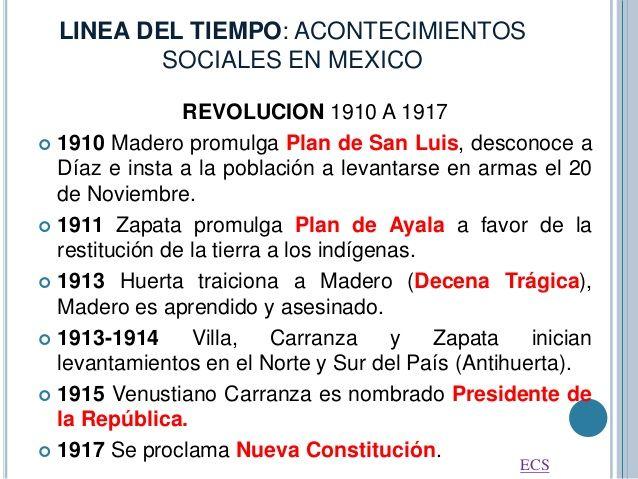 La Revolucion Mexicana 1910 A 1917 Google Search Revolucion Mexicana 1910 Revolucion Mexicana Revolucion
