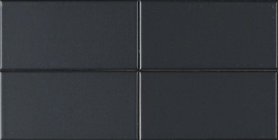 Discount Glass Tile Store - Metro Subway Tile - Matte Black Ceramic Subway Tile 3 x 6, $2.49 (http://www.discountglasstilestore.com/metro-subway-tile-matte-black-ceramic-subway-tile-3-x-6/)