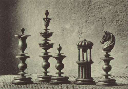 Wood Turned Chess Pieces Looking for tips in relation to wood working? http://www.woodesigner.net provides these!