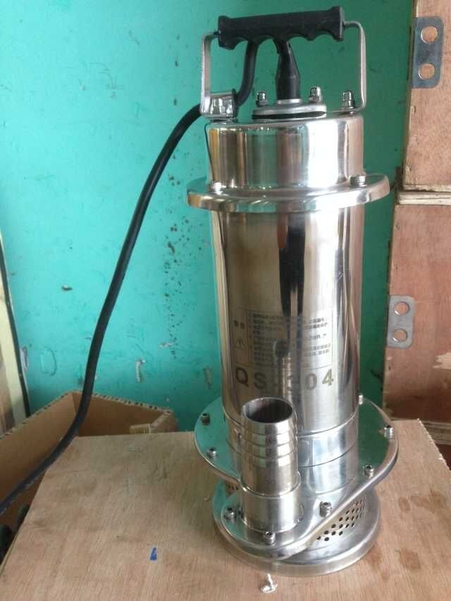 161.72$  Buy here - http://ali5ht.worldwells.pw/go.php?t=32749855392 - 2016 new submersible pump for sale  Stainless Steel Submersible Pump 161.72$