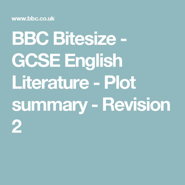 how to write a summary gcse english