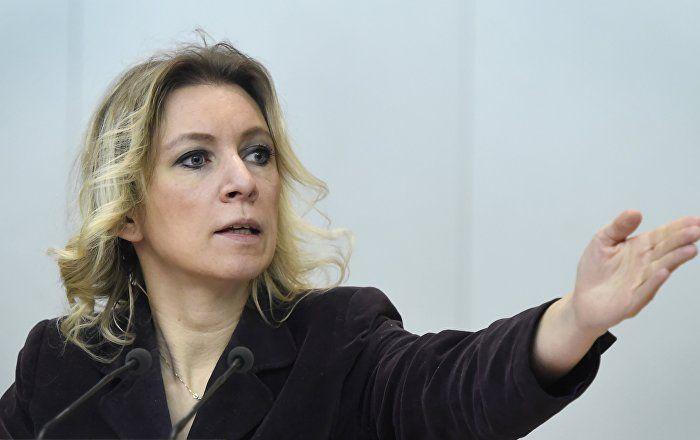 Sputnik Türkiye ///  Zaharova: Karlov suikastını destekleyenler 'şeytani kişiler'
