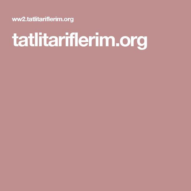 tatlitariflerim.org