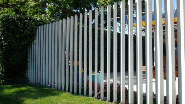 modernist fences - Design Addict Forum