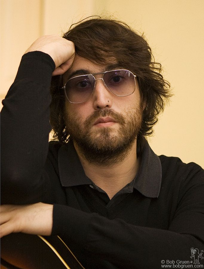 Sean Lennon, NYC - 2006