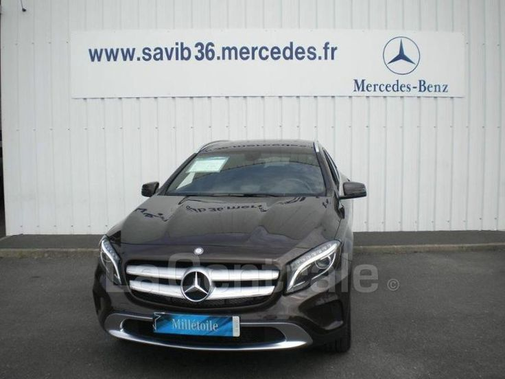 MERCEDES GLA 220 CDI SENSATION 4MATIC 7G-DCT 2014 Diesel occasion - Chateauroux - Indre 36