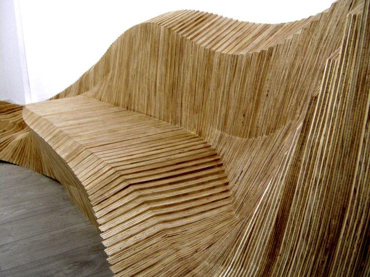 Mejores 33 im genes de interiores interior design en - Mueble banco asiento ...