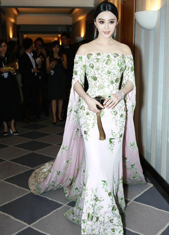Fan Bingbing In Ralph & Russo Couture | My Favourite Looks from the 2015 Cannes Film Festival