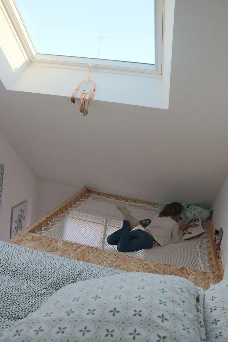 Idée déco chambre adolescent sous combles - #adolescent #chambre ...