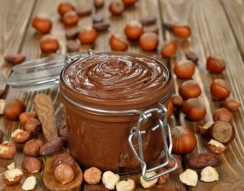 Nutella sukker-, gluten- og mælkefri