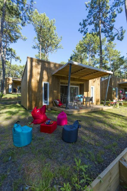 25 best ideas about camping landes on pinterest camping dans les landes camping les landes - Chalet jardin d angele ...