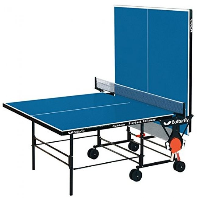 Butterfly Tw23 Best Outdoor Table Tennis Table Review