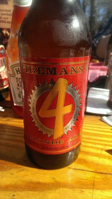 Real Ale Co. Firemans No. 4 blond ale
