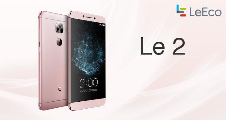 LeEco unveils new next-gen smartphones in India today