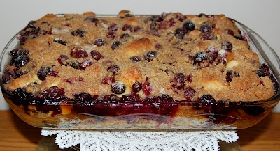 Pioneer Woman's recipe for French Toast Casserole.... HEAVENLY!!!!!!!!!