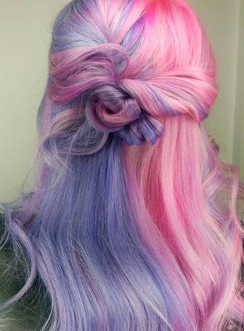 Best 25 Neon Hair Color Ideas On Pinterest Crazy Hair