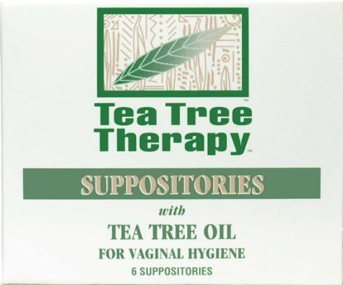 Best price on Tea Tree Therapy: Tea Tree Oil Suppositories, 6 count (2 pack)  See details here: http://healthstylemart.com/product/tea-tree-therapy-tea-tree-oil-suppositories-6-count-2-pack/    Truly a bargain for the brand new Tea Tree Therapy: Tea Tree Oil Suppositories, 6 count (2 pack)! Have a look at this low priced item, read buyers' notes on Tea Tree Therapy: Tea Tree Oil Suppositories, 6 count (2 pack), and get it online not thinking twice!  Check the price and Customers' Reviews…