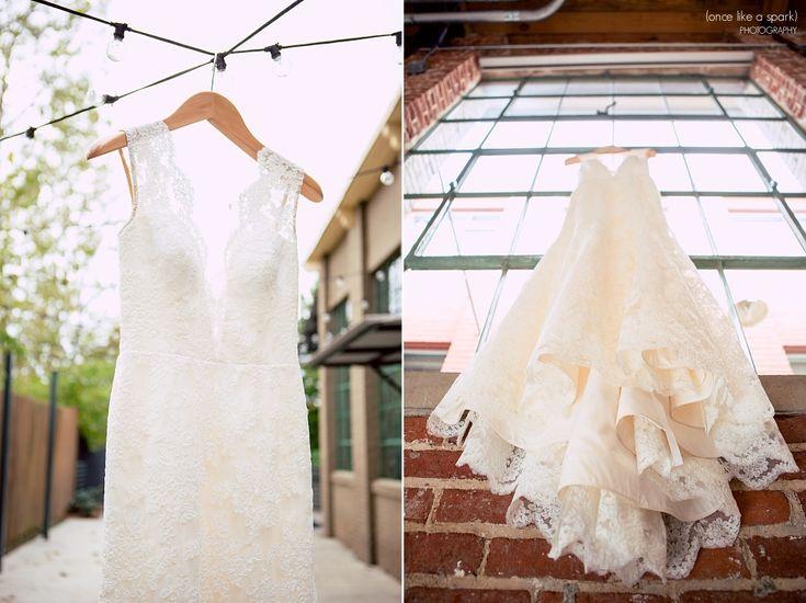 The Foundry at Puritan Mill Wedding :: Meagan + Brandon :: with Tyler » (Once Like a Spark) Photography | Atlanta Wedding