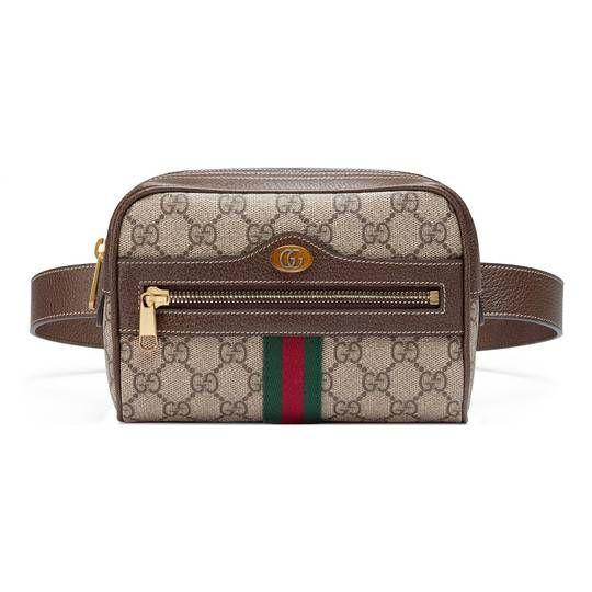 bc49324e3ca9cc The Best Belt Bags of This Season. Ophidia GG Supreme small belt bag - Gucci  Belt Bags 51707696I3B8745