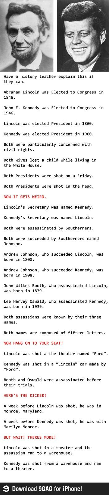 Holy Crap!!! History random facts are fun :)