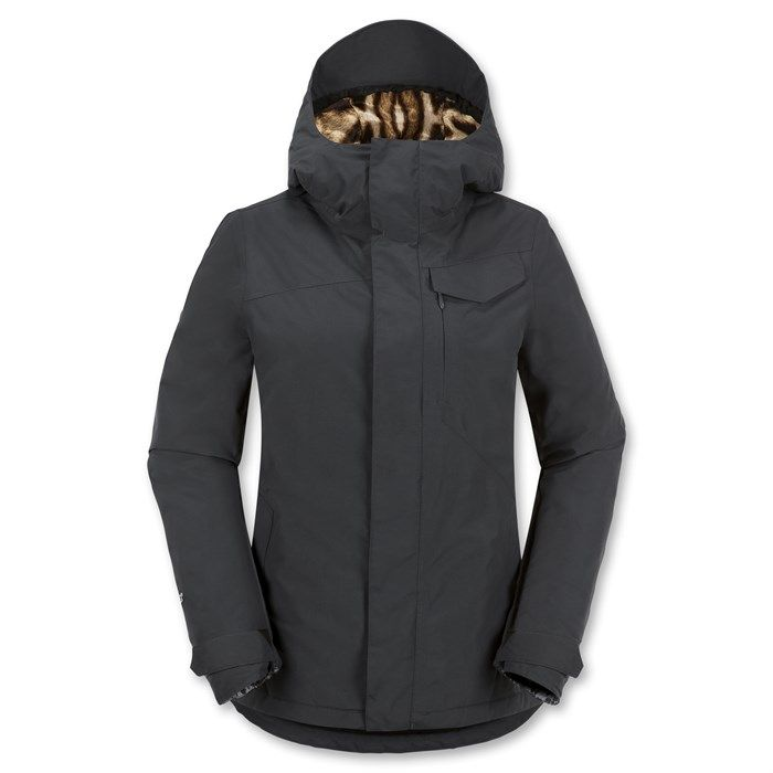 Volcom Bow Insulated GORE-TEX® Jacket for winter. Protects against the elements.