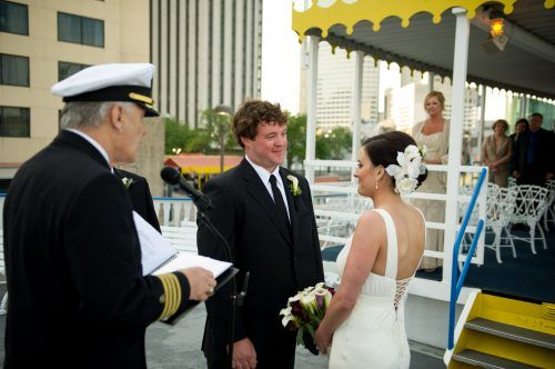 Get hitched aboard the Creole Queen! / Roddy Orgeron Photography